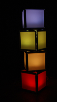 ET-38 Light Cubes 24""