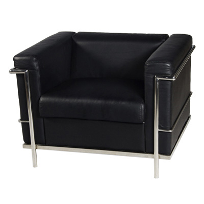 SS-17 Toronto Chair Black Furniture Rental