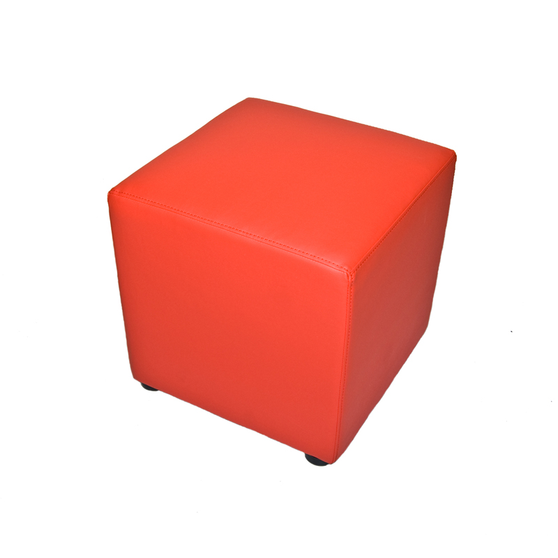 SS-48 Contemporary Red Cube Furniture Rental