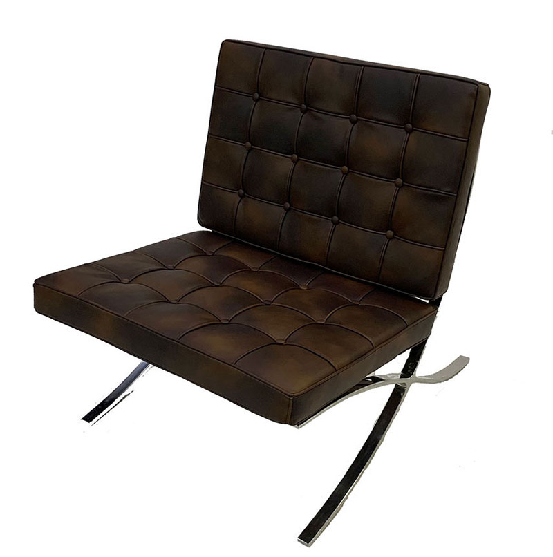 SS-37 Vancouver Brown Chair Furniture Rental