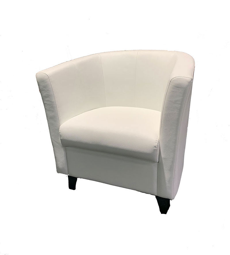 SS-4 White Rd Stage Chair Furniture Rental