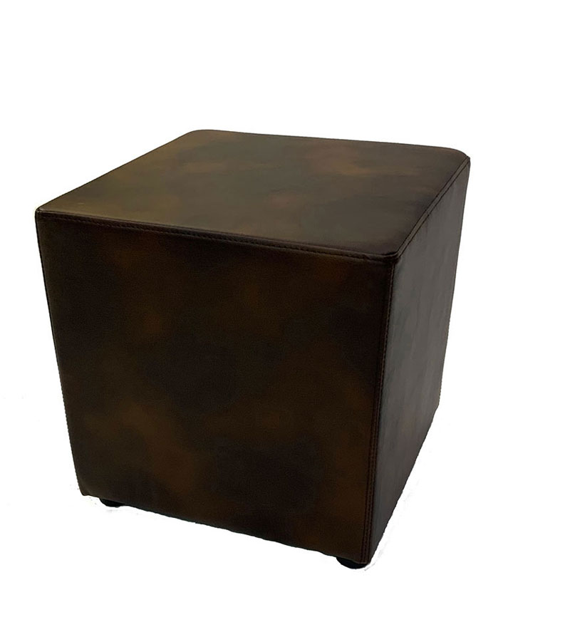 SS-50 Brown Cube Furniture Rental