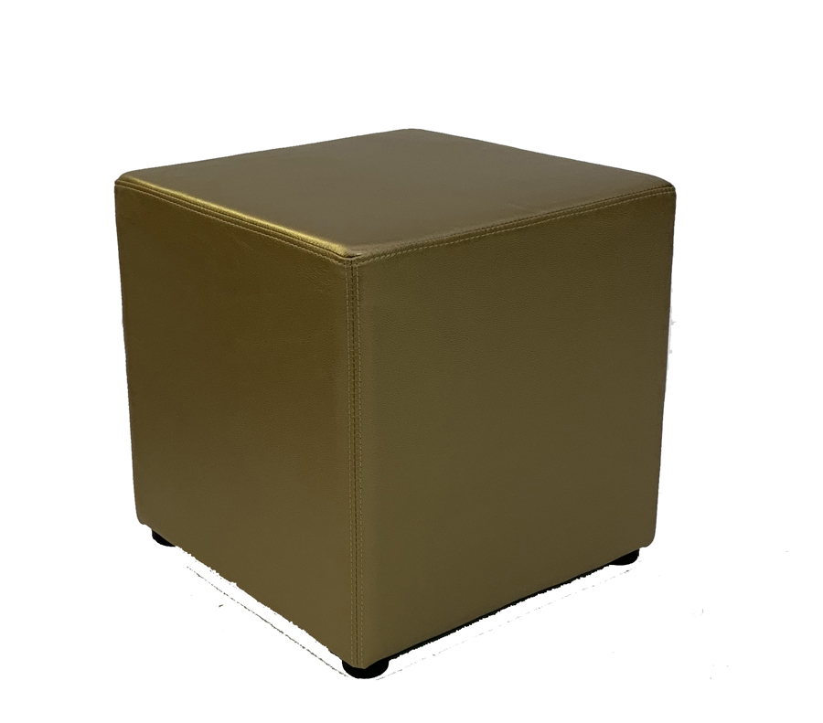 SS-41 Gold Cube Furniture Rental